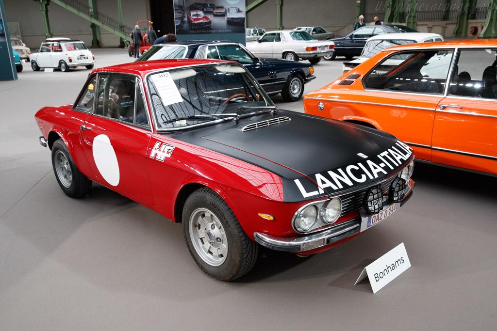 Lancia Fulvia HF1600 Coupe - Chassis: 818.740.001897  - 2019 Retromobile