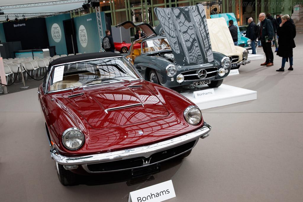 Maserati Mistral Spyder - Chassis: AM109 007  - 2019 Retromobile