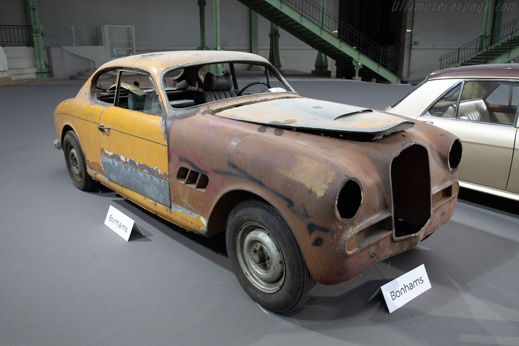 Mercedes-Benz 220 Sports Saloon - Chassis: 187.011.02323/52  - 2019 Retromobile
