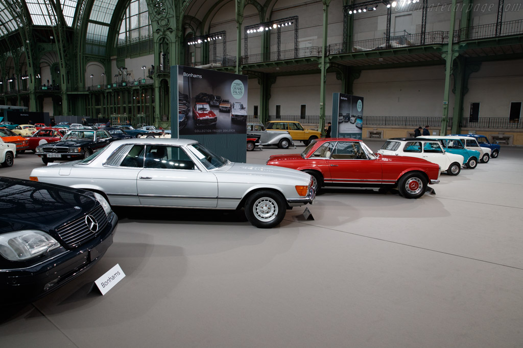 Mercedes-Benz 280 SLC Sunroof Coupe - Chassis: WDB10702210007357  - 2019 Retromobile