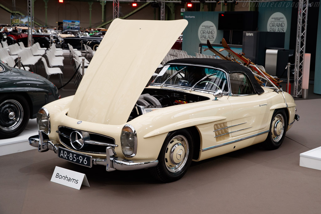 Mercedes-Benz 300 SL Roadster - Chassis: 198.042.8500289  - 2019 Retromobile