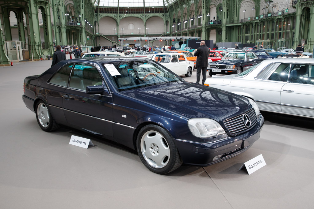 Mercedes-Benz CL500 Sunroof Coupe - Chassis: WDB1400701A382706  - 2019 Retromobile