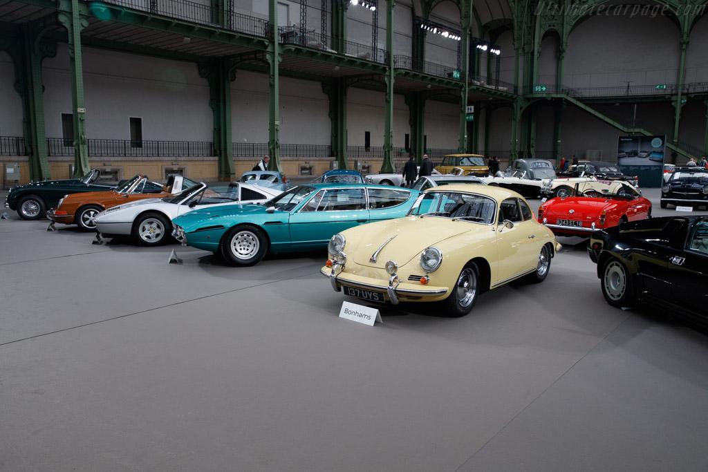 Porsche 356B 1600 Coupe - Chassis: 118029  - 2019 Retromobile