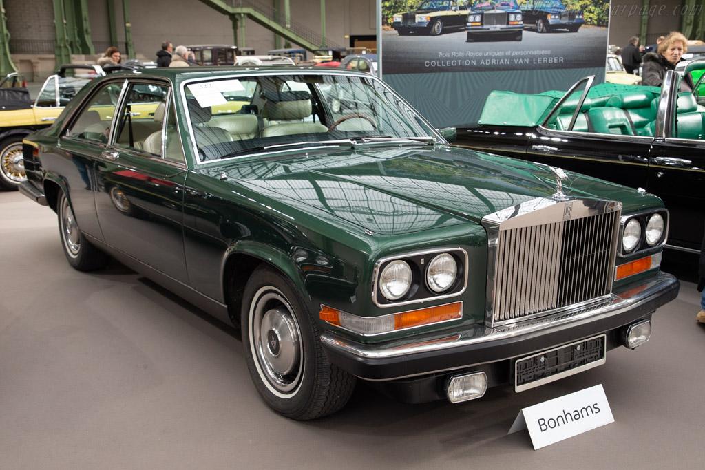 Rolls-Royce Camargue Coupe - Chassis: JRX23060  - 2019 Retromobile