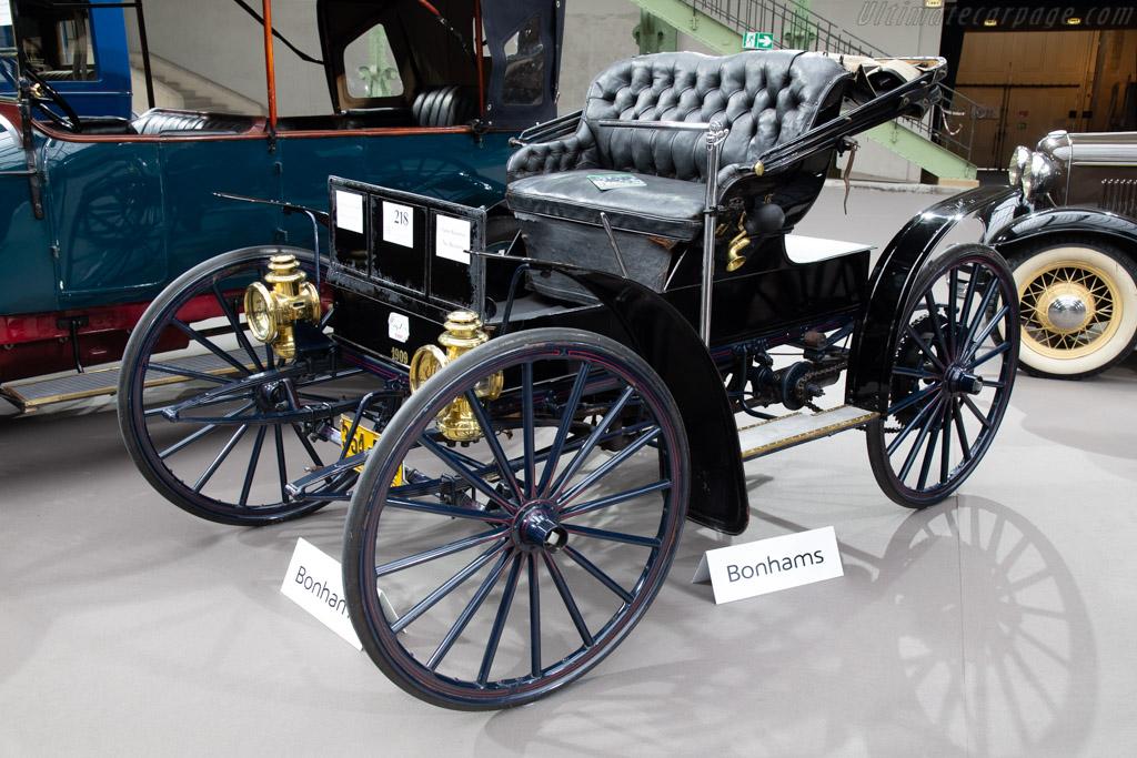 Sears Model K 14HP Motor Buggy - Chassis: 2767  - 2019 Retromobile