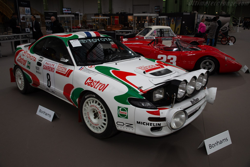 Toyota Celica ST185 Group A - Chassis: NJT164STJ500014916   - 2019 Retromobile