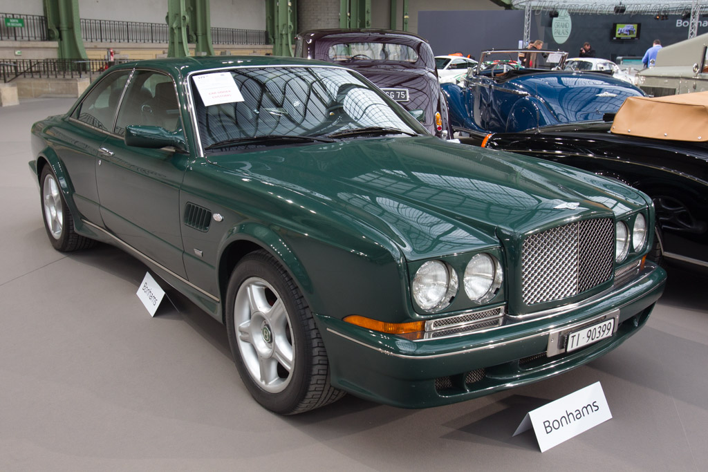 Bentley Continental R Le Mans Coupe - Chassis: SCBZB25E72CX01754   - 2017 Retromobile