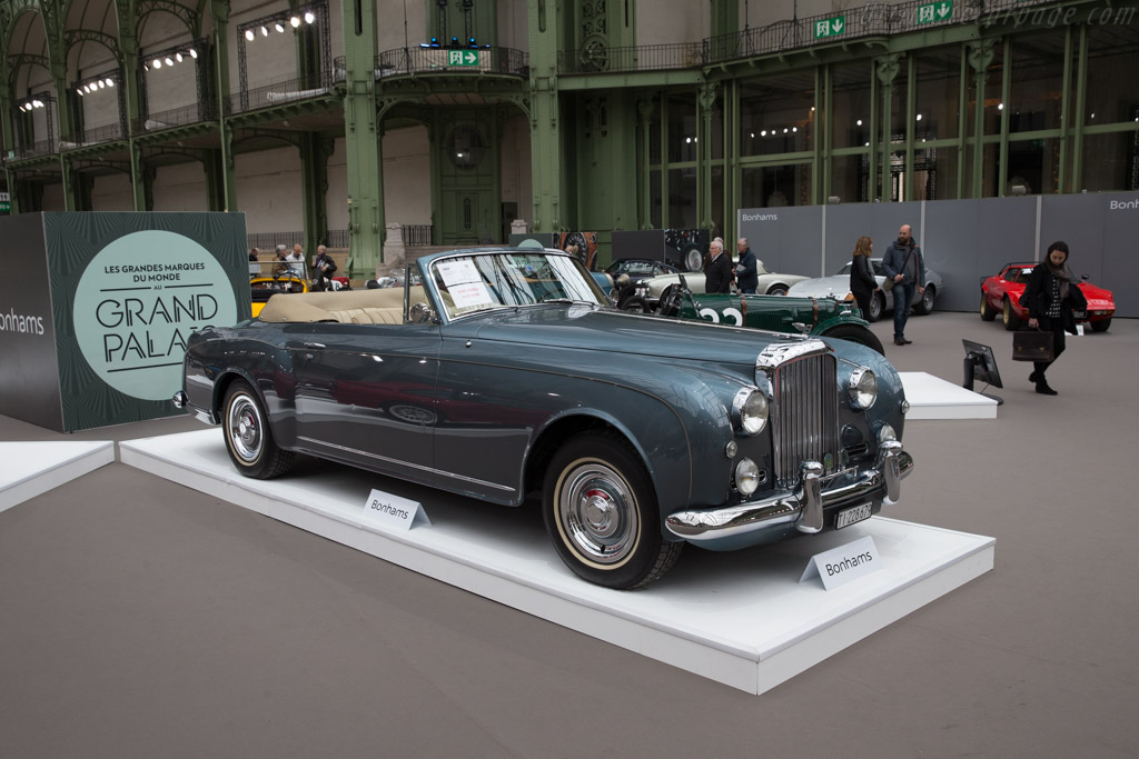 Bentley S1 Continental Park Ward Cabriolet - Chassis: BC30LCH   - 2017 Retromobile