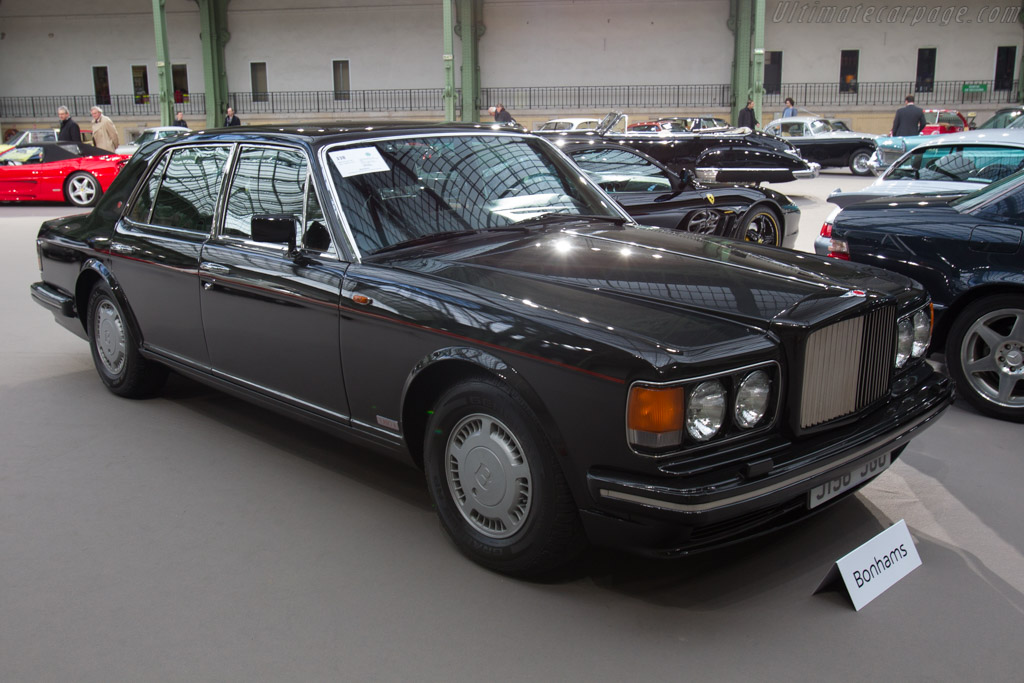 Bentley Turbo R - Chassis: SCBZR03A9LCX32912   - 2017 Retromobile