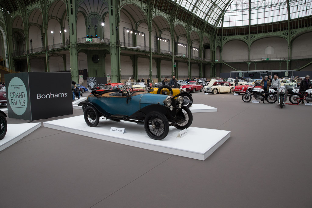 Bugatti Type 27 Brescia Torpedo - Chassis: 1693   - 2017 Retromobile