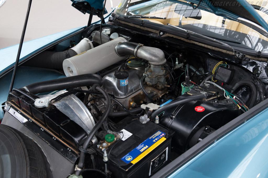 Citroen DS19 Cabriolet - Chassis: 4407056   - 2017 Retromobile