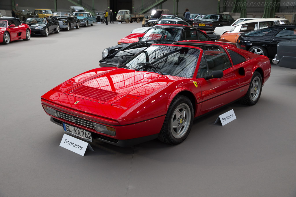 Ferrari 328 GTS - Chassis: 77449   - 2017 Retromobile