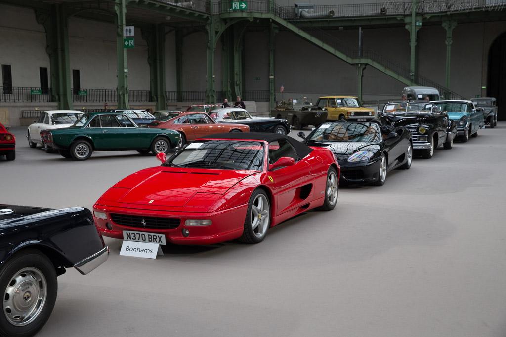 Ferrari F355 Spyder - Chassis: 103134   - 2017 Retromobile