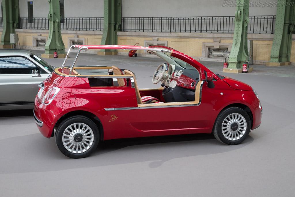 Fiat 500 Jolly - Chassis: ZFA3120000035072   - 2017 Retromobile