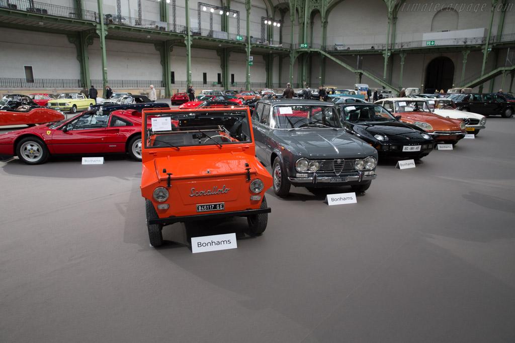 Fiat 500 Scoiattolo - Chassis: 2745156   - 2017 Retromobile
