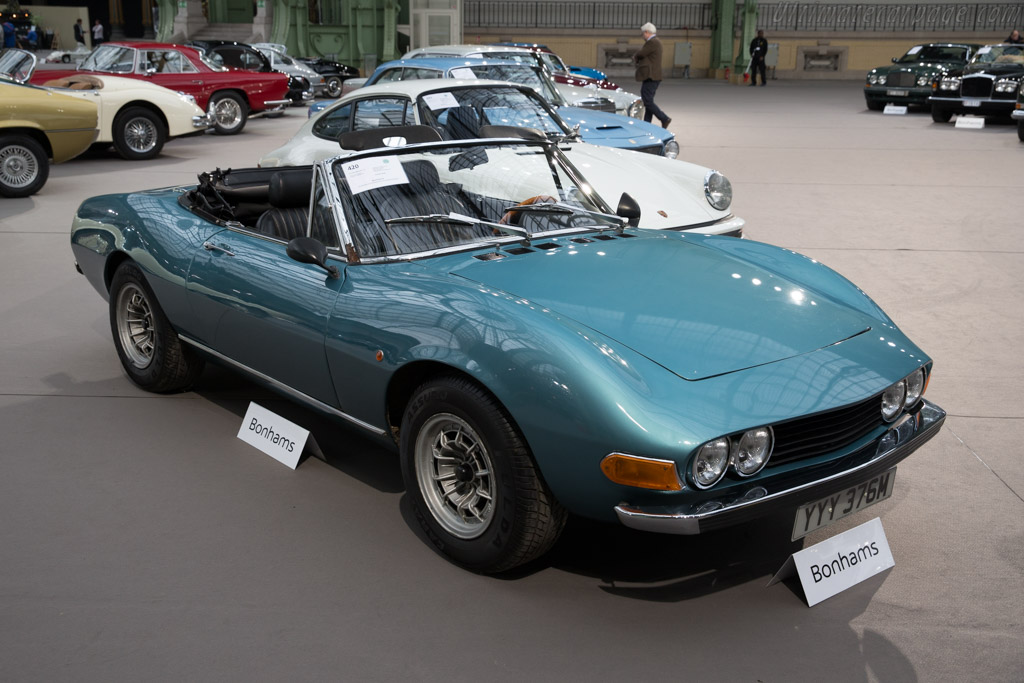 Fiat Dino 2400 Spyder - Chassis: 135B50001374   - 2017 Retromobile