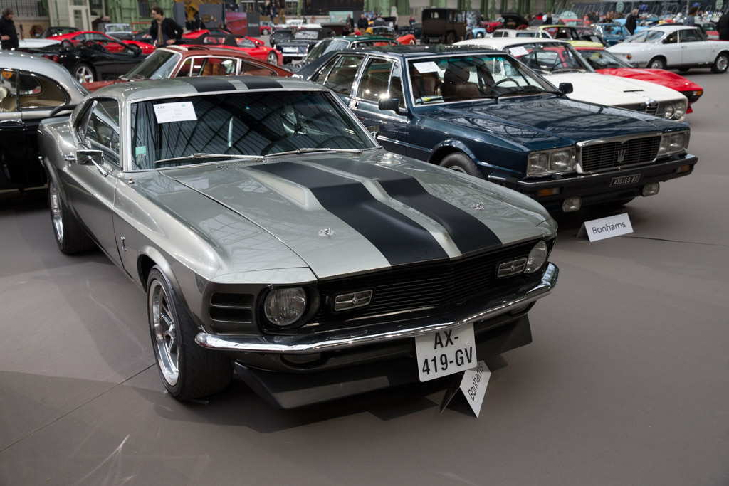 Ford Mustang Fastback - Chassis: 0F02F176625   - 2017 Retromobile