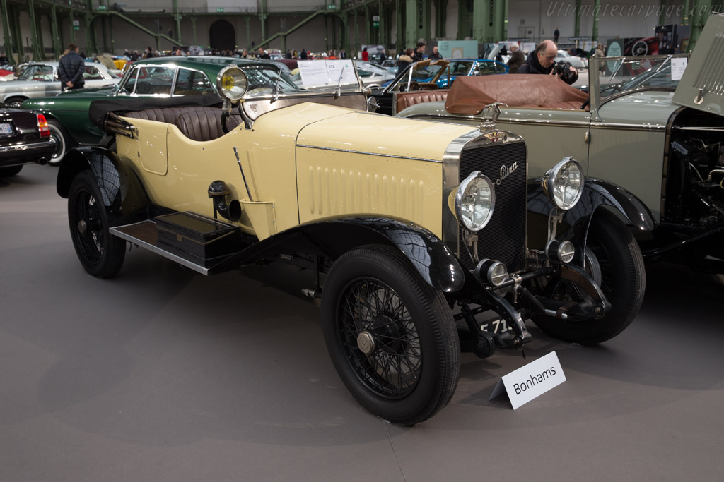 Hispona Suiza T49 Cabriolet - Chassis: 7137   - 2017 Retromobile