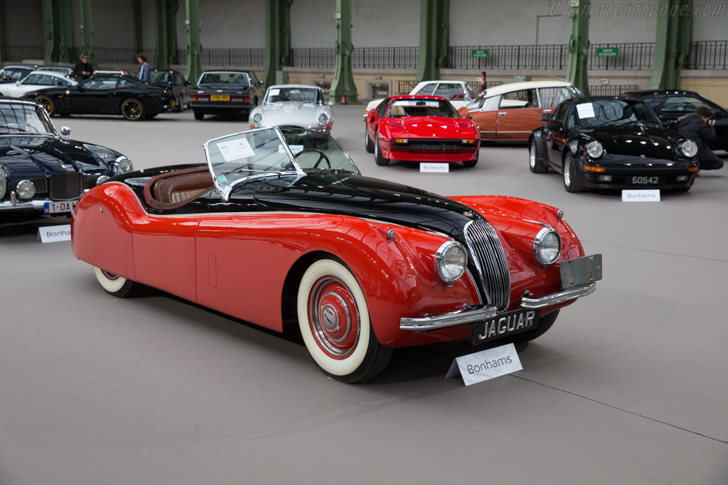 Jaguar XK120 Roadster - Chassis: 673222   - 2017 Retromobile
