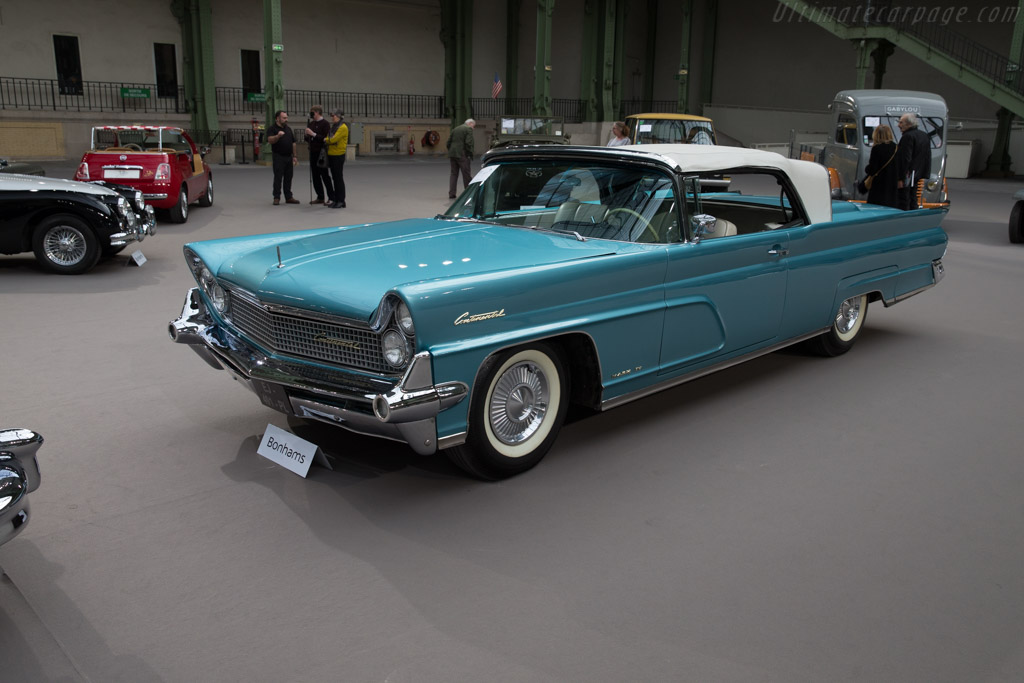 Lincoln Continental Mark IV Cabriolet - Chassis: H9YC406833   - 2017 Retromobile