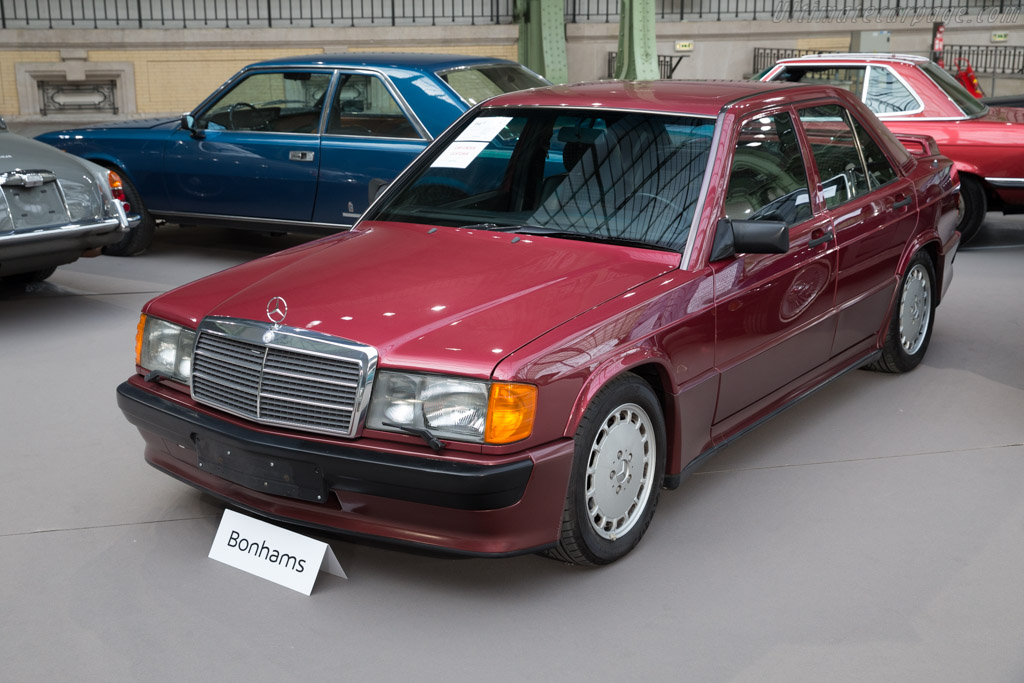 Mercedes-Benz 190 E 2.5-16 - Chassis: WDB2010351F747407   - 2017 Retromobile