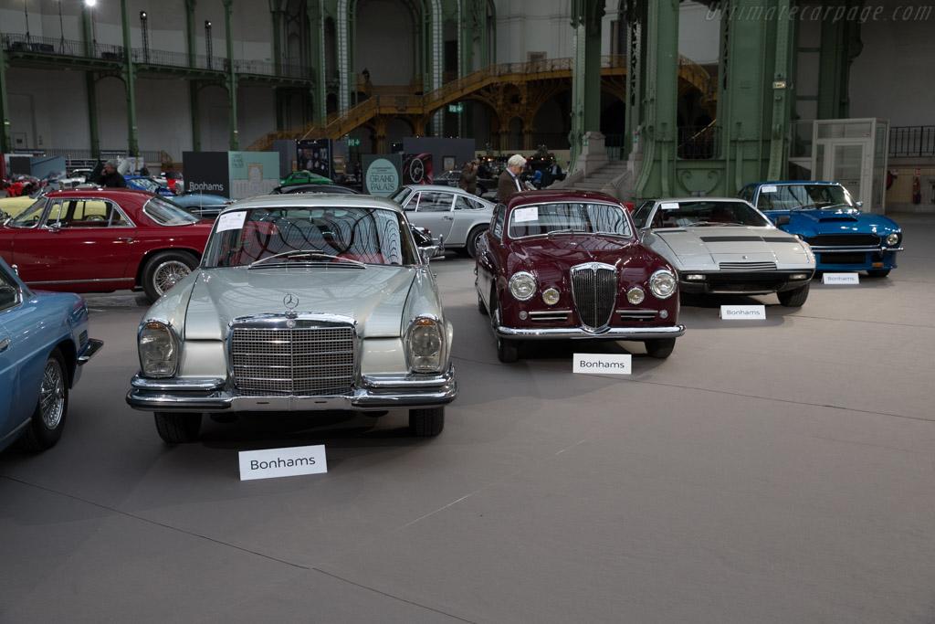 Mercedes-Benz 280 SE Coupe - Chassis: 111.024.12.004911   - 2017 Retromobile