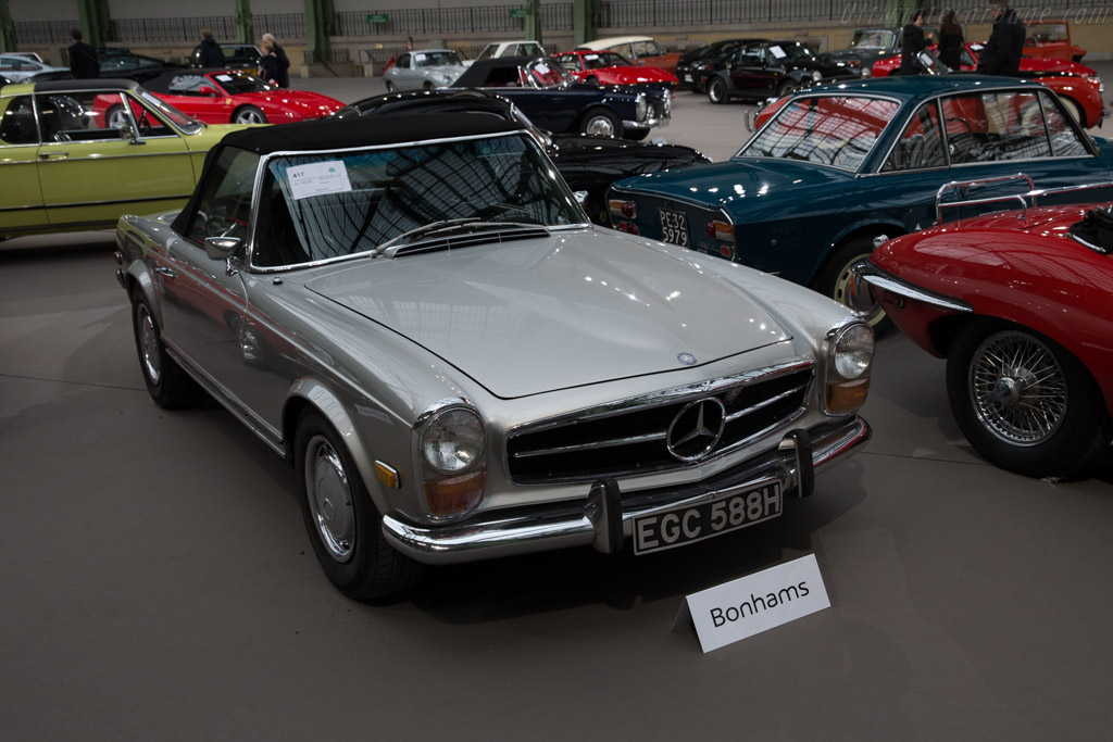 Mercedes-Benz 280 SL - Chassis: 113.044.12.013407   - 2017 Retromobile