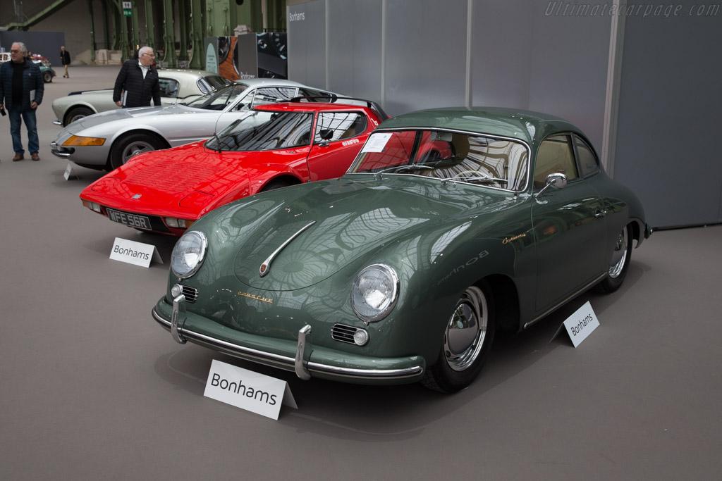 Porsche 356 Continental Coupe - Chassis: 53846   - 2017 Retromobile