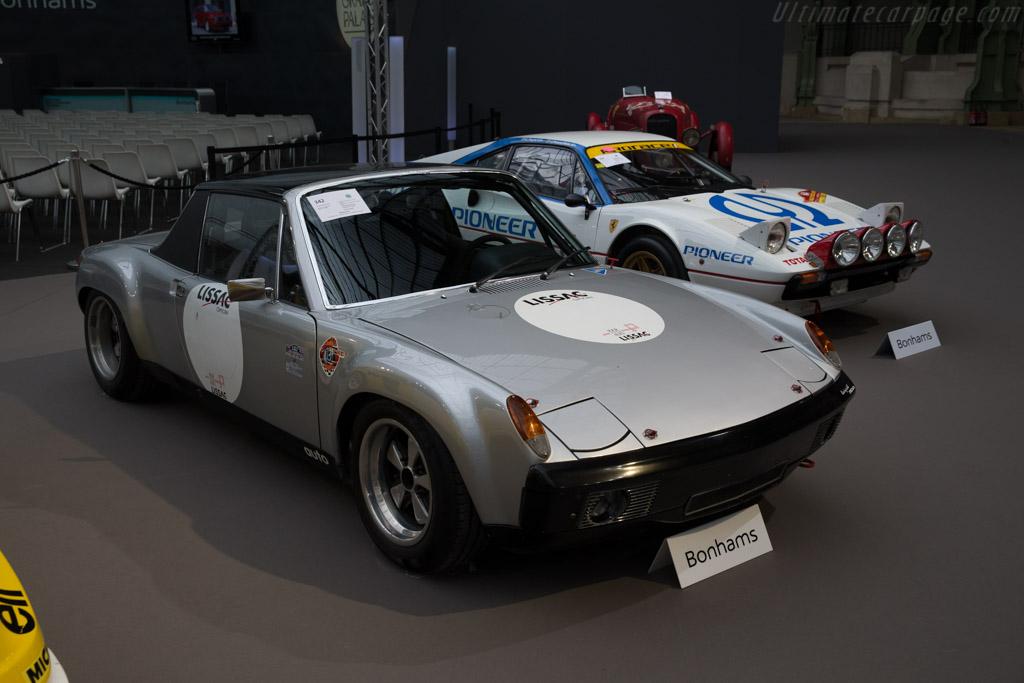 Porsche 914/6 Targa - Chassis: 914 043 1533   - 2017 Retromobile