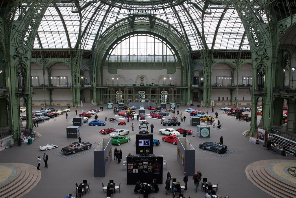 Welcome to the Grand Palais    - 2017 Retromobile