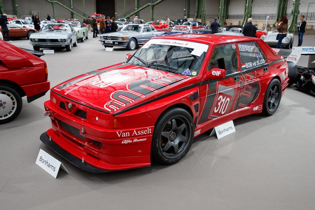 Alfa Romeo 75 Turbo Evoluzione IMSA - Chassis: 33275601/AR 026  - 2020 Retromobile