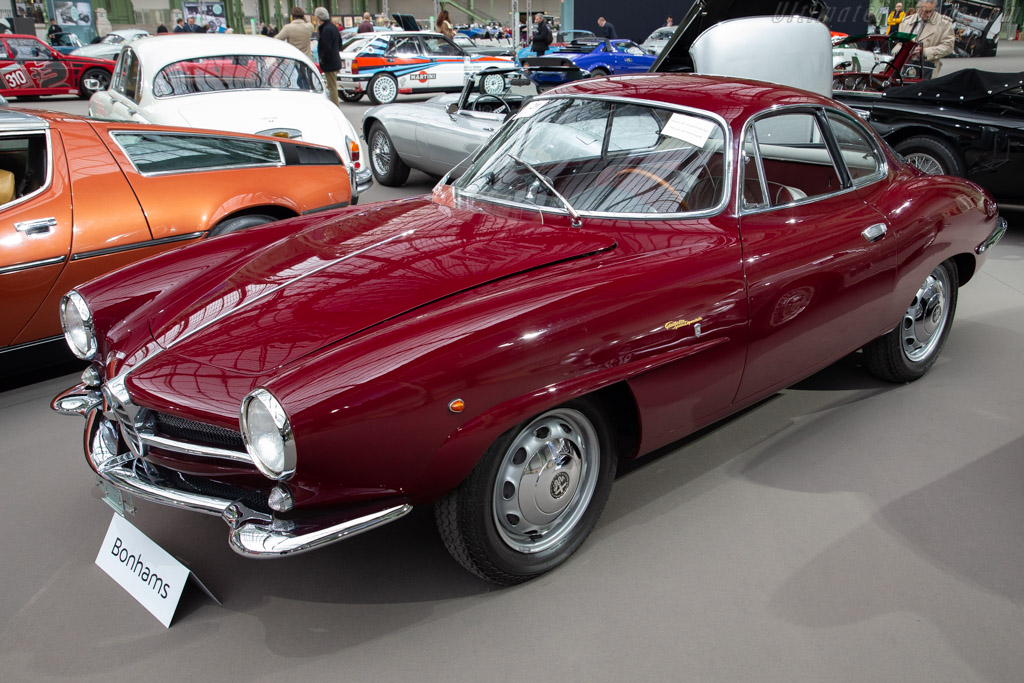 Alfa Romeo Giulietta SS - Chassis: AR101 2000551  - 2020 Retromobile