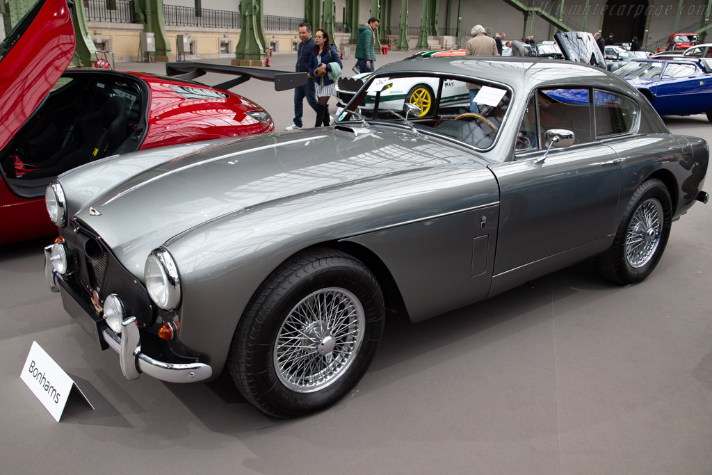 Aston Martin DB MkIII Sports Saloon - Chassis: AM300/3/1566  - 2020 Retromobile