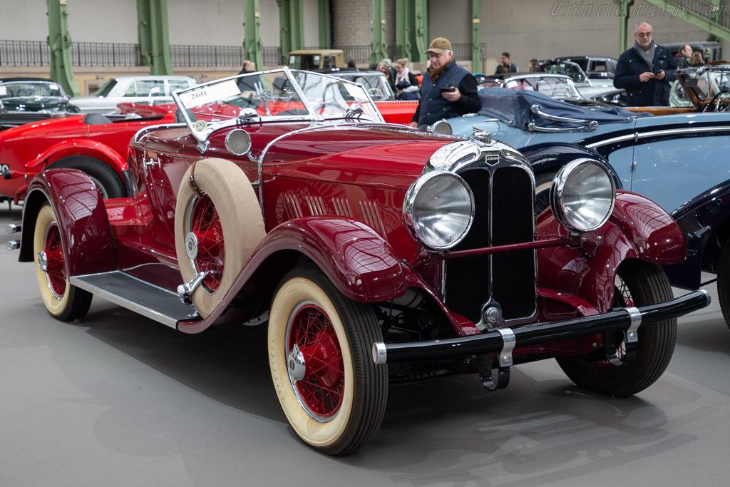 Auburn Model 88 Boattail Speedster - Chassis: 88 1306  - 2020 Retromobile