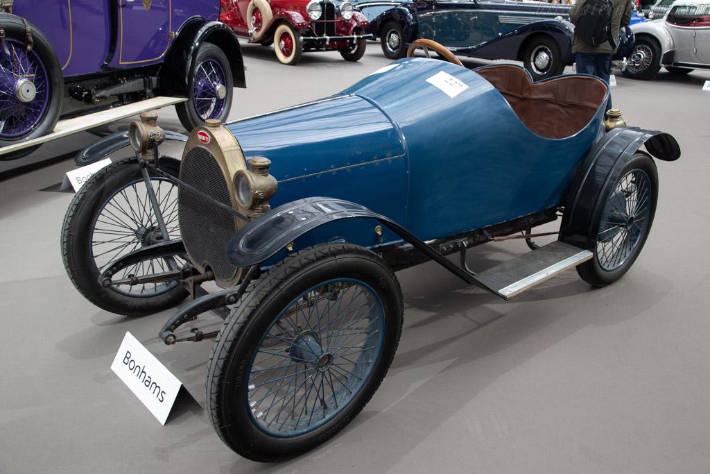 Bugatti Type 13 Sports - Chassis: 13 506 R  - 2020 Retromobile
