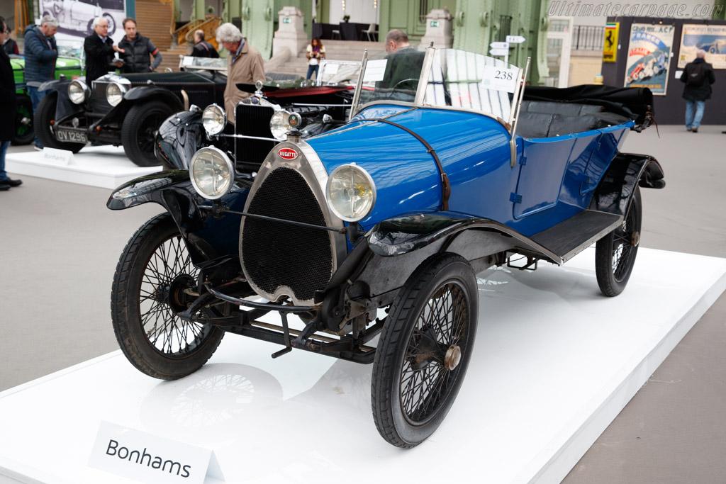 Bugatti Type 23 - Chassis: 1573  - 2020 Retromobile