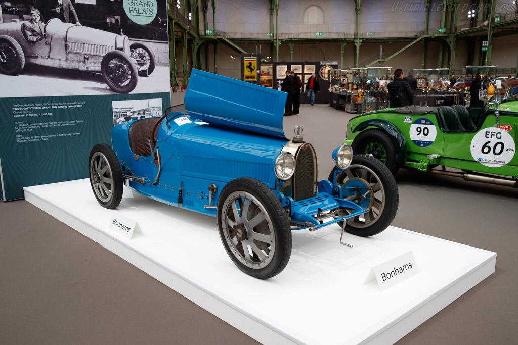 Bugatti Type 39 - Chassis: 4607  - 2020 Retromobile