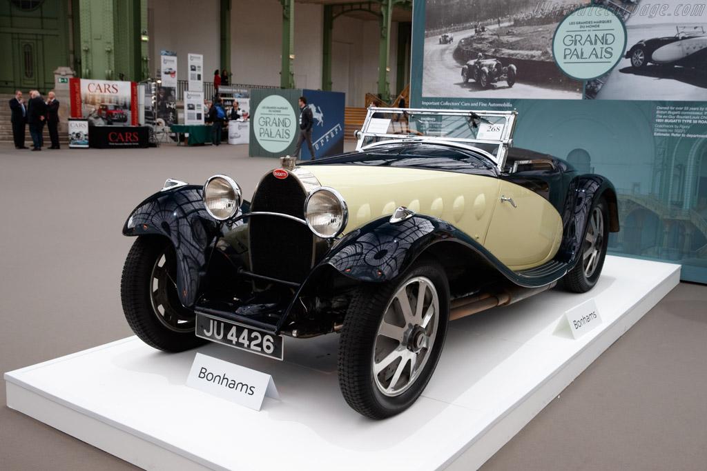 Bugatti Type 55 - Chassis: 55221  - 2020 Retromobile