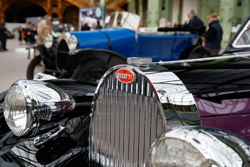 Bugatti Type 57 Gangloff Atalante Coupe - Chassis: 57633  - 2020 Retromobile