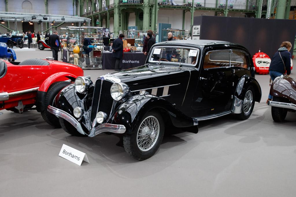 Delahaye 135 Coupe des Alpes Labourdette Sports Saloon - Chassis: 46081  - 2020 Retromobile