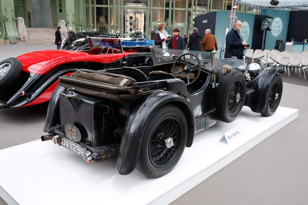 Invicta 4½-Litre S-Type Low Chassis - Chassis: S75  - 2020 Retromobile