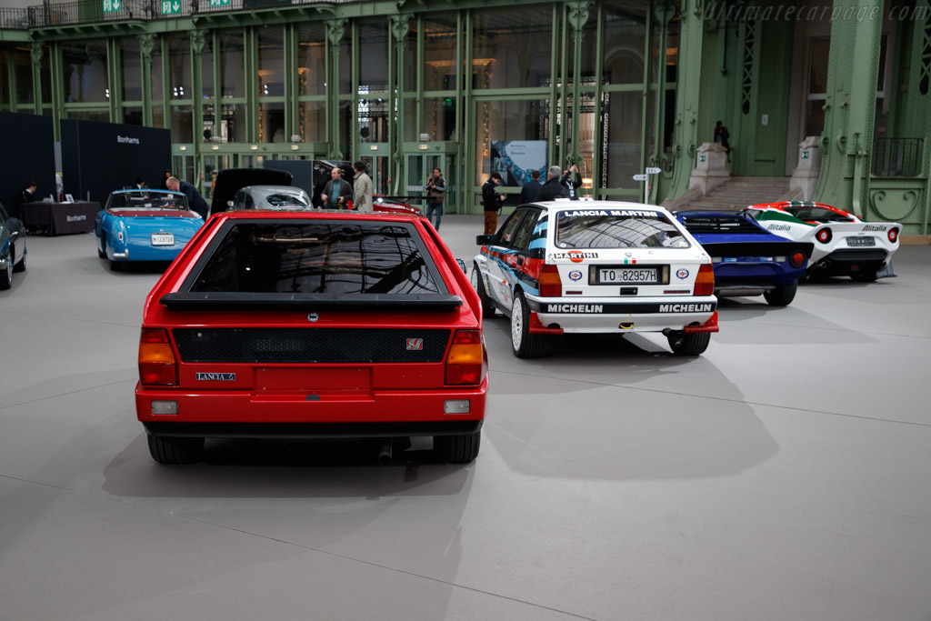Lancia Delta S4 Stradale - Chassis: ZLA038AR000000026  - 2020 Retromobile