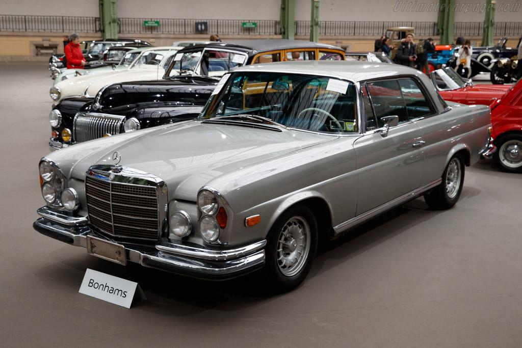 Mercedes-Benz 280 SE 3.5 Coupe - Chassis: 111.026.10.000849  - 2020 Retromobile