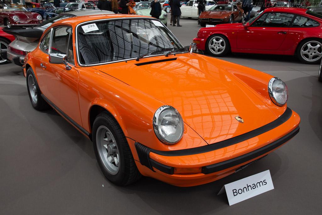 Porsche 911 S 2.7 - Chassis: 911 410 0276  - 2020 Retromobile