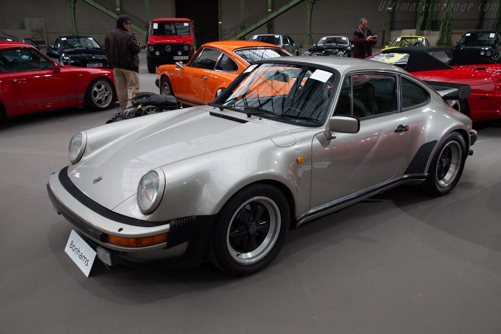 Porsche 911 Turbo 3.3 - Chassis: WP0ZZZ93ZDS000230  - 2020 Retromobile