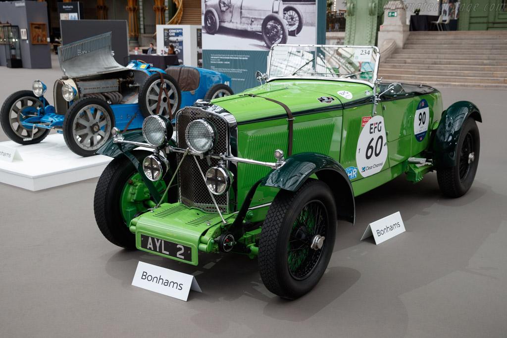 Talbot AV105 Brooklands Sports Racer - Chassis: 35499  - 2020 Retromobile