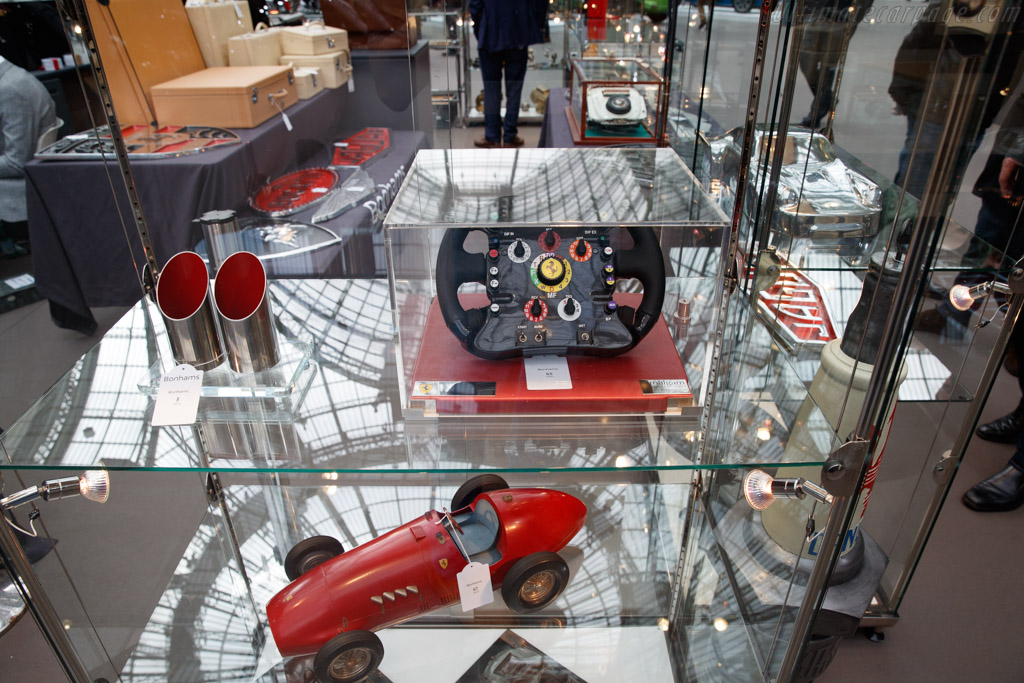 Welcome to the Grand Palais   - 2020 Retromobile