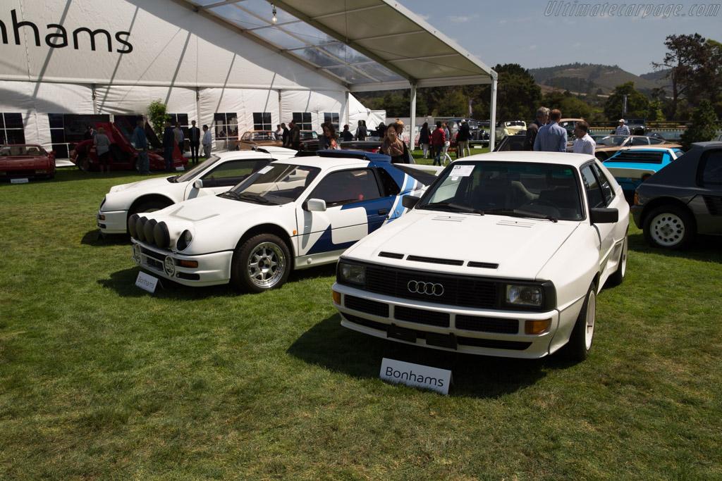 Audi Sport Quattro - Chassis: WAUZZZ85ZEA905131   - 2017 Monterey Auctions