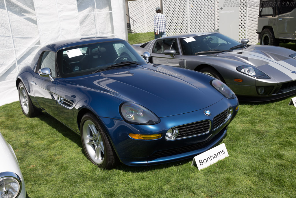 BMW Z8 - Chassis: WBAEJ13451AH60489   - 2017 Monterey Auctions