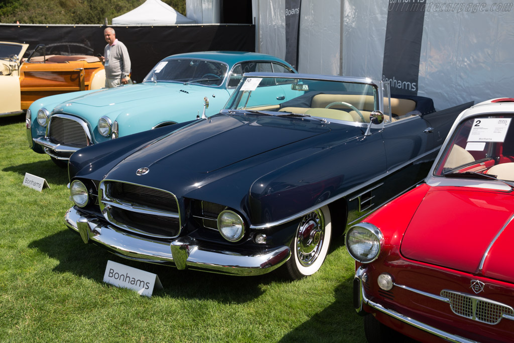 Dual Ghia - Chassis: 197   - 2017 Monterey Auctions